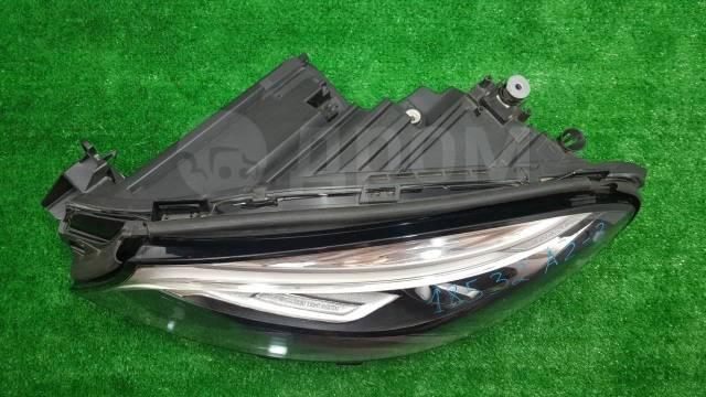 Фара. Mercedes-Benz GLE, W166