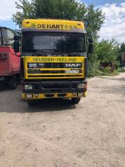 DAF XF 95. Продаю грузовик, 2 400куб. см., 16 000кг.