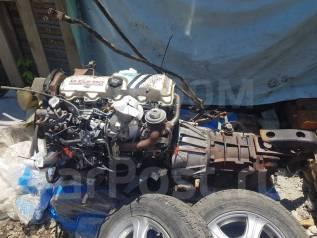 МКПП. Toyota ToyoAce Toyota Hiace Toyota Dyna Двигатели: 2L, 3L, 5L, 2LT, 2LTE, 5LE