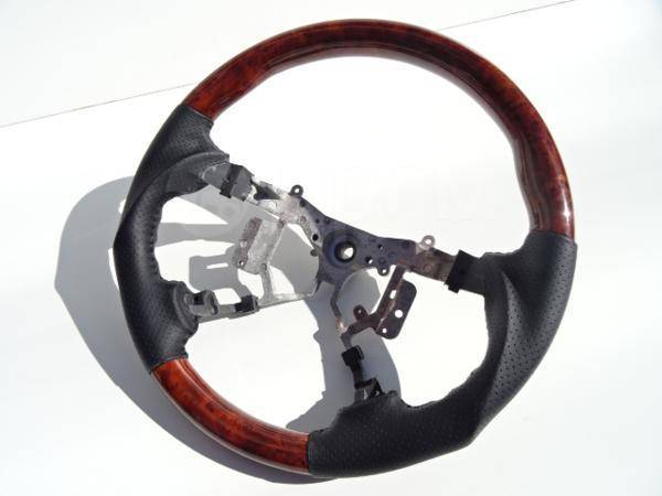 Руль. Toyota: Premio, Allion, Mark X Zio, Blade, Voxy, Corolla Axio, Camry, Estima Hybrid, Noah, Corolla, Highlander, Kluger V Двигатели: 1NZFE, 1ZZFE...
