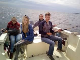 Аренда катера, кольмар. Рыбалка! Отдых на островах. Прогулки по акватории. 8 человек, 60км/ч