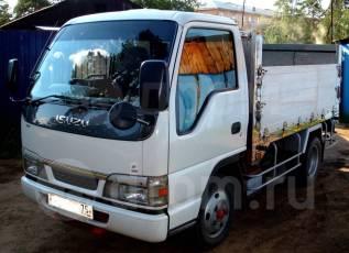 Isuzu Elf. Продам ИЛИ Обмен грузовик , 4 800куб. см., 2 300кг.