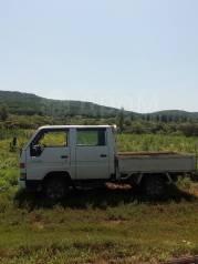 Toyota ToyoAce. Продается грузовик Toyota Toyoace двухкабин, 2 985куб. см., 1 500кг.