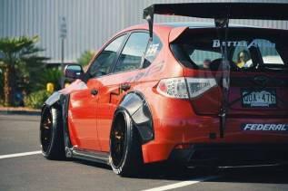 Даун-пайп. Subaru Impreza, GRB, GRF