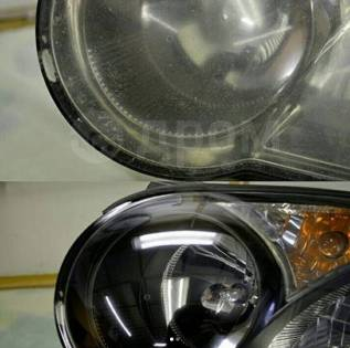 Ремонт фар, оптики, покраска , тонировка фар , замена защитного покрытия.