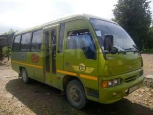 Hyundai Chorus. Автобус 23+1, 23 места