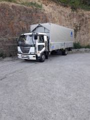 Грузоперевозки, фургон-бабочка 5 тонн, грузчики, сборный груз