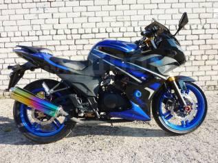 Kawasaki Ninja. 250куб. см., исправен, птс, без пробега. Под заказ