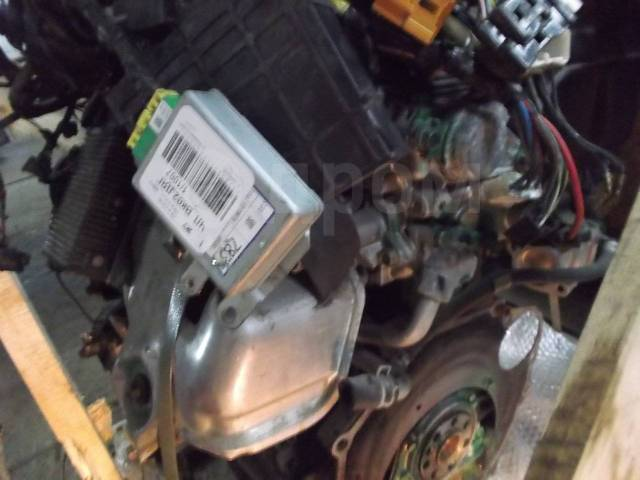 Двигатель в сборе. Mitsubishi Pajero Pinin Mitsubishi Pajero iO, H77W Двигатель 4G94