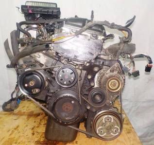 Двигатель в сборе. Nissan: Almera Classic, Atlas, Almera, Bluebird, Caravan, Cedric, Cefiro, Expert, Fuga, Juke, Largo, Laurel Двигатели: QG16, QG16DE...