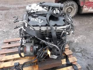 Двигатель в сборе. Skoda: Octavia, Superb, Yeti, Fabia, Roomster Двигатели: AGR, ALH, BCA, BGU, BJB, BKC, BKD, BLF, BLR, BLS, BMM, BVY, BWA, BXE, BYJ...