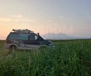 Mitsubishi Delica. С водителем