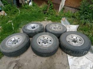 """Продам комплект колес. 7.0x15"""" 6x139.70 ET8"""