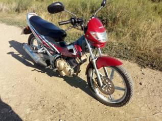 Suzuki. 125куб. см., исправен, птс, с пробегом
