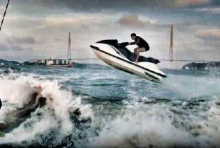 Прокат, аренда гидроцикла с тюбингом. подхожу к яхтам, катерам. 3 человека, 90км/ч