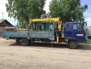 Isuzu Forward. , 1990, 6 500 куб. см., 5 000 кг.