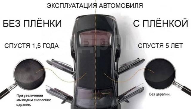 Полиуретановая пленка для кузова Вашего Автомобиля