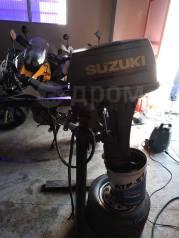 Suzuki. 15,00л.с., 2-тактный, бензиновый, нога L (508 мм), 2005 год год