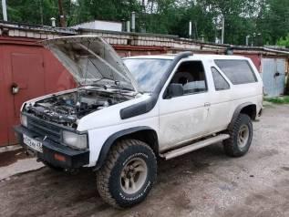 Шноркель. Nissan Pathfinder, R50, WD21 Nissan Terrano Nissan Navara Nissan NP300 Двигатели: VG30E, VG33E, VQ35DE