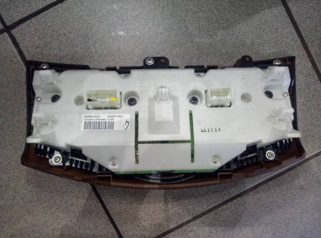 Блок управления климат-контролем. Nissan Fuga, HY51, KNY51, KY51, Y51