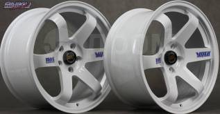 "RAYS VOLK RACING TE37 SL. 9.0/9.0x18"", 5x114.30, ET30/20, ЦО 73,1мм."
