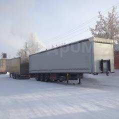 Kogel Cargo. Полуприцеп Kogel SN24 Cargo-MAXX, 35 000кг.