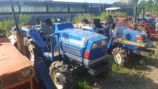 Iseki. Трактор 23 л. с., 4wd, Реверс, ГУР, фреза, навеска на 3т, 23 л.с.