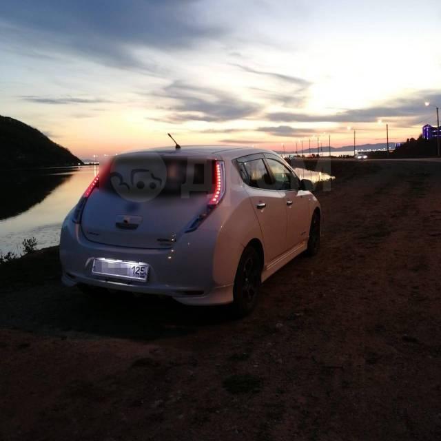 Прокат Электро Автомобилей Niissan LEAF