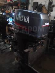 Yamaha. 90,00л.с., 2-тактный, бензиновый, нога L (508 мм), 1997 год год