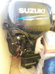 Suzuki. 30,00л.с., 2-тактный, бензиновый, нога S (381 мм), 2017 год год