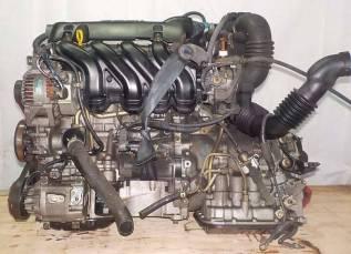 Двигатель в сборе. Mazda Mazda3 Двигатели: LF17, Z6