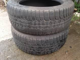 Michelin X-Ice. Зимние, без шипов, 40%, 2 шт