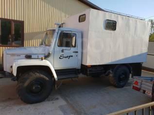 ГАЗ-33081. ГАЗ 33081, 4 750куб. см., 6 500кг.