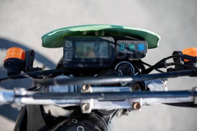 Kawasaki D-Tracker. 250куб. см., исправен, птс, с пробегом