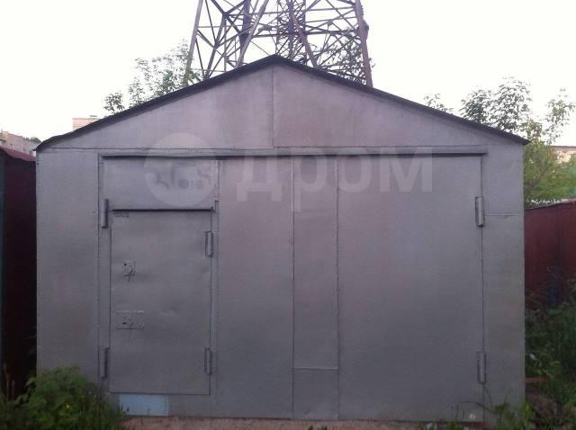 Железный гараж с установкой купить гараж в кургане