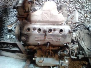 Двигатель в сборе. Honda Accord, CF6 Двигатели: F23A, F23A1, F23A2, F23A3, F23A5, F23A6, HONDAEF