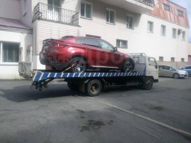Услуги эвакуатора по городу от 1500р, аппарель - платформа 6 метров
