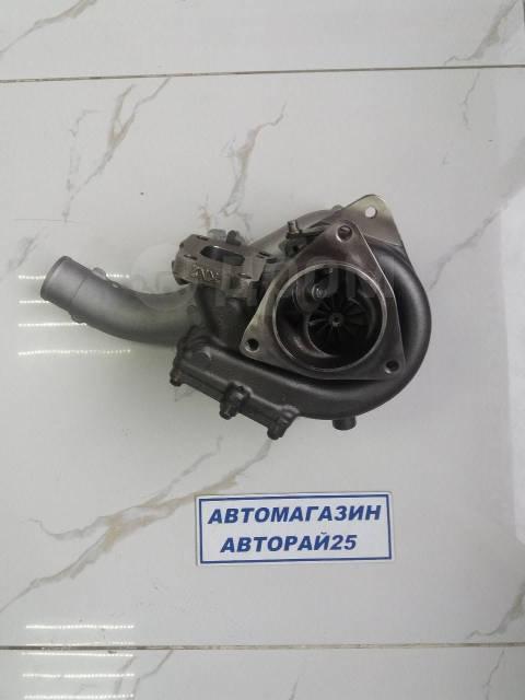 Турбина. Acura RDX Двигатель K23A1
