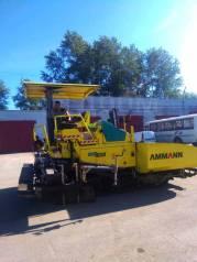 Ammann. Асфальтоукладчик ammann AFT350E