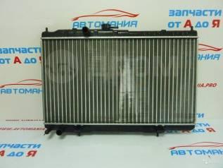 Радиатор охлаждения двигателя. Nissan Almera Classic Nissan Almera