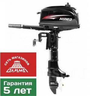Hidea. 5,00л.с., 2-тактный, бензиновый, нога S (381 мм)