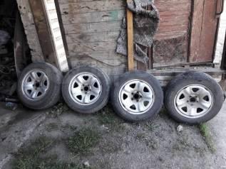 "Колеса ( шины+диски) на 15 газ 3110, 31105 б/у. x15"" 5x108.00 ET45"