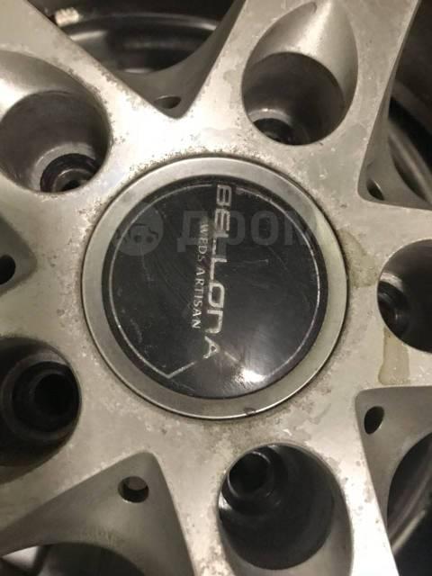 "Продам диски Bellona с резиной. 7.0/8.0x17"" 5x114.30"