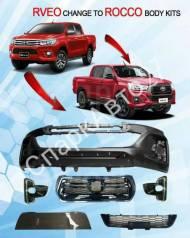 Кузовной комплект. Toyota Hilux