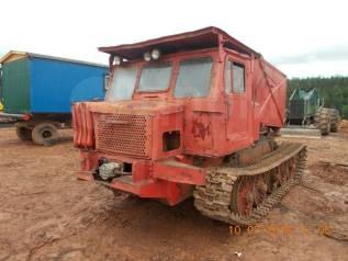 АТЗ ТТ-4. Продам трактор трелевочный ТТ-4