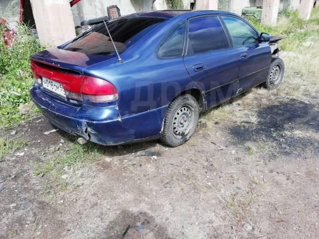 Mazda 626. GE, FP