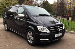 Mercedes-Benz Viano. С водителем
