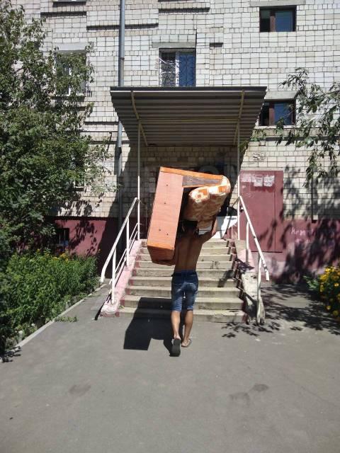 Квартирные, офисные, переезды. Услуги грузчиков. Межгород. Вывоз мусора.