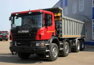 Scania. Самосвал P400CB8X4EHZ, 13 000куб. см., 29 000кг.