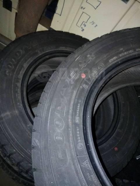 Goodyear Ice Navi Hybrid Zea. Зимние, без шипов, 2010 год, 50%, 4 шт